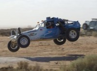 Off Road Buggy Jump